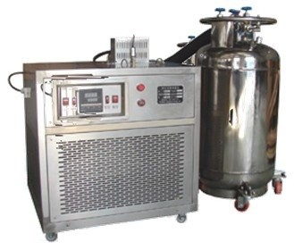 Impact Testing Ultra Low-Temperature Chamber